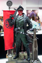 Red Skull by Etherien