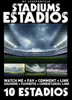 Estadios Modernos by WDANDM