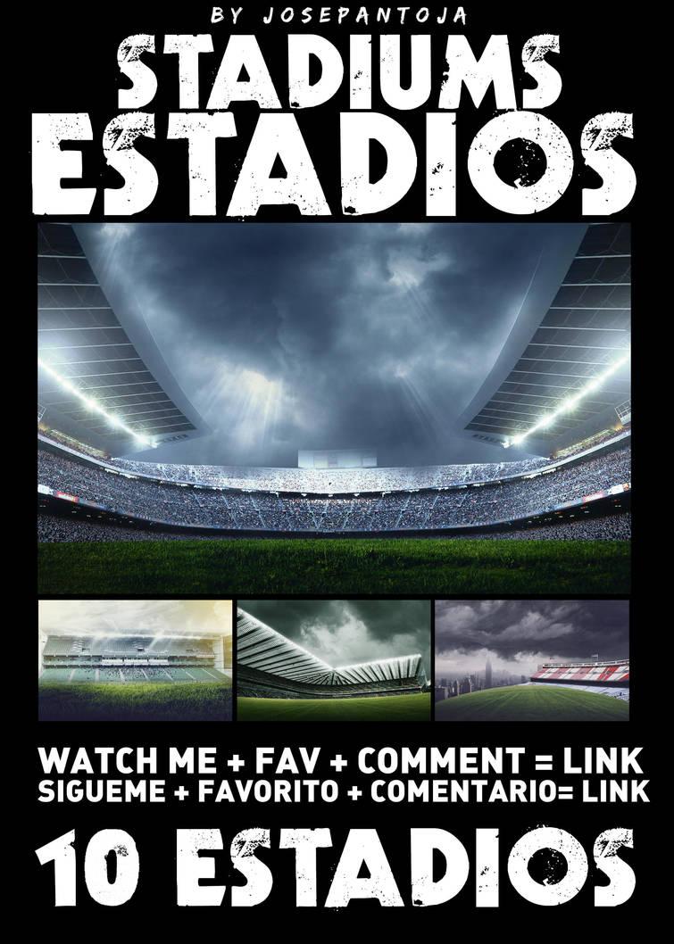 Estadios Modernos by WDANDM
