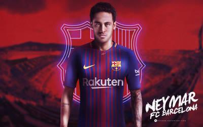 Neymar 2017 by WDANDM