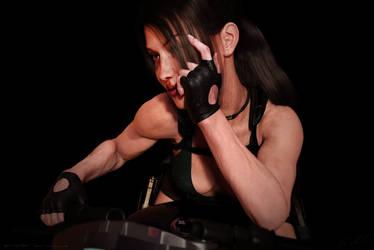 Tomb Raider Lara new skin test by ArtiMuller