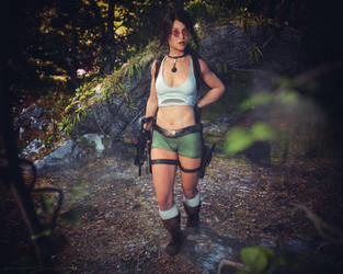 Tomb Raider 3 South Pacific Islands Lara 2 by ArtiMuller