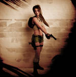 Tomb Raider 3 South Pacific Islands Lara 3 by ArtiMuller