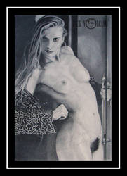 Goddess by JackVolcano