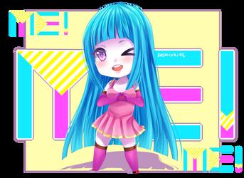 ME!ME!ME! by sasucchi95