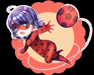 ladybug by sasucchi95