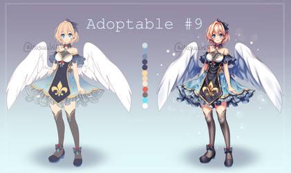 Adoptable 9 : CLOSED by sasucchi95