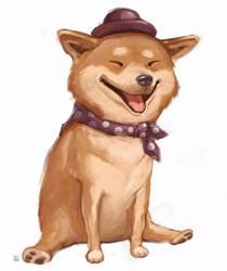 Sketch puppy by MILMARI