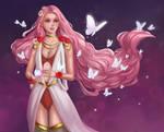 YCH:1. Magic by MILMARI