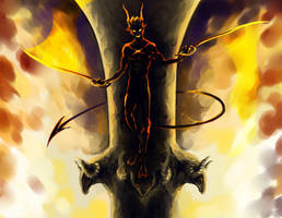Nightcrawler(Hell-mode) by ananovik