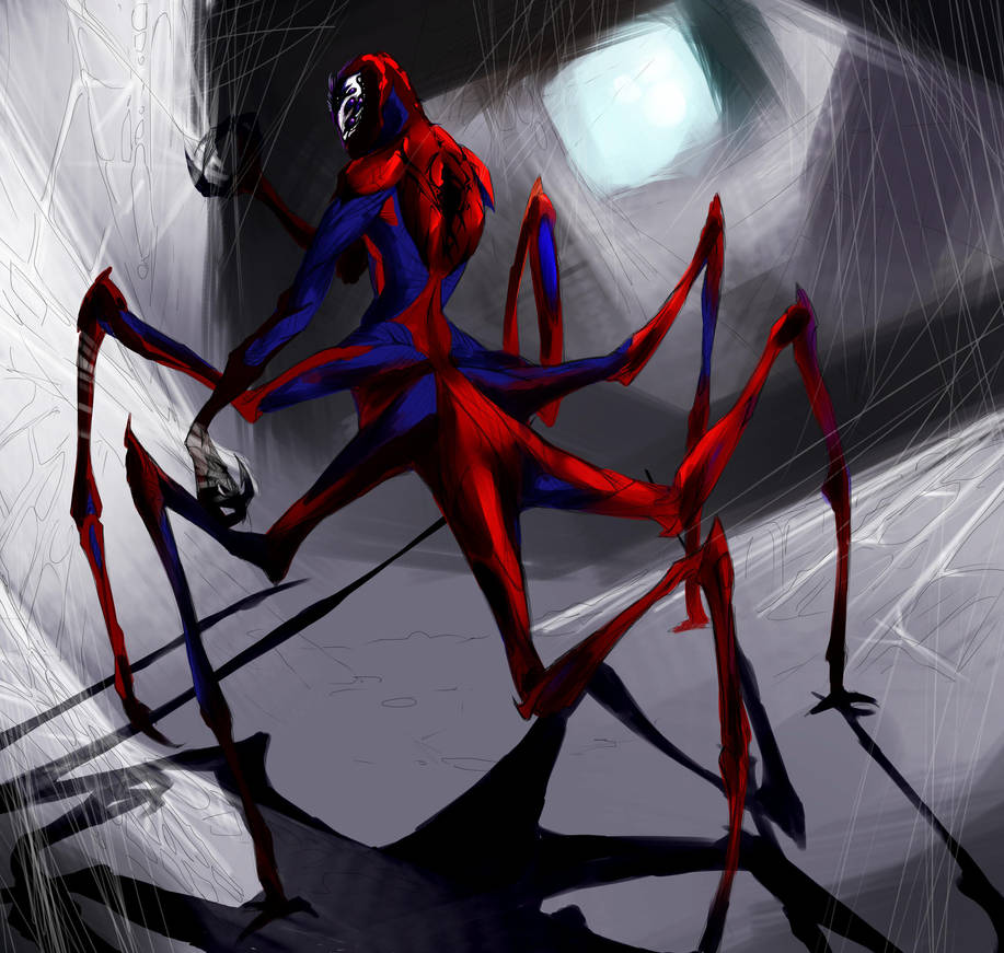 Spider-men by ananovik