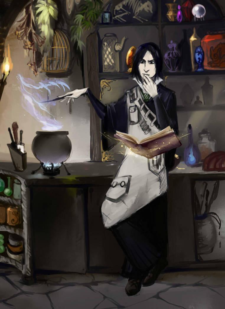 Severus by ananovik