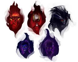 Demons by ananovik