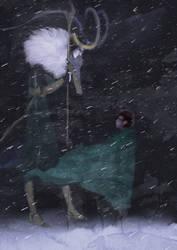 Winter by ananovik