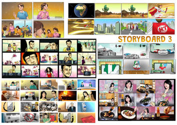Storyboard Col  (2) by ridwanted