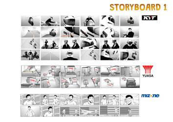 Storyboard BW  (1) by ridwanted