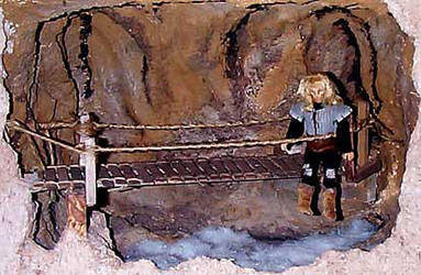 Miniature: Whispering Bridge by tunnelbrat
