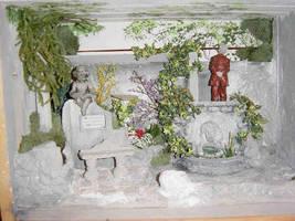 Miniature: Secret Garden by tunnelbrat