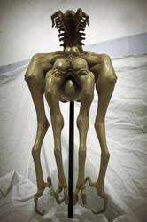 Womb of centipede 13 by Sadania