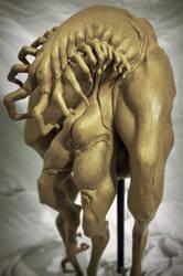 Womb of centipede 14 by Sadania