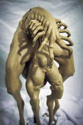 Womb of centipede 17 by Sadania