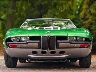 BMW 2800 Spicup 1969 by OkamIGrey