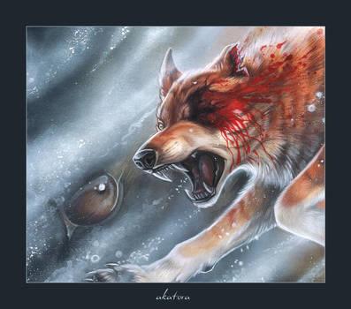 Kai Dog Spirit by Y-Esk