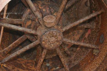 Rusty Gears 5 by Twimperology