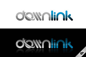 Downlink logo by dFEVER