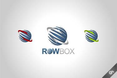 ROWBOX logo by dFEVER