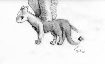 Latias Creature by Eon-Latias