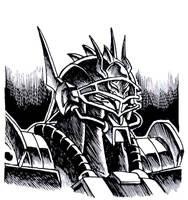 The Devil Soldier Geist by nakoshinobi