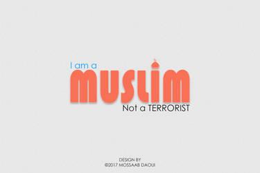 I am a Muslim by mossaabdaoui