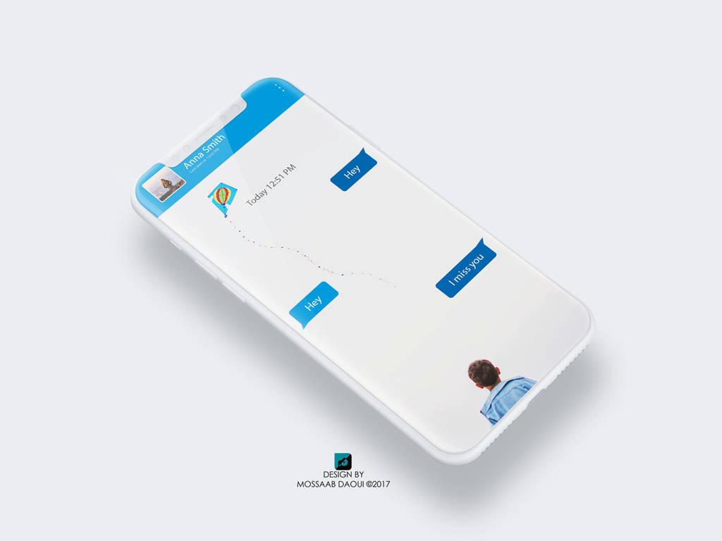 Messenger APK by mossaabdaoui