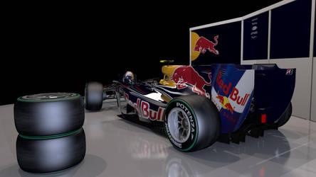 Formula 1 'Randy Mandy' v.3 by fishsnack