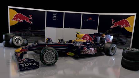Formula 1 'Randy Mandy' v.1 by fishsnack