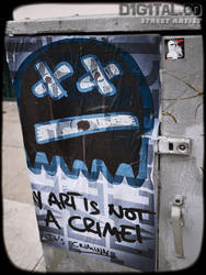 My Art is not a Crime by d1g1talco