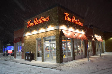 Tim Horton - Neige by PsyKoDork