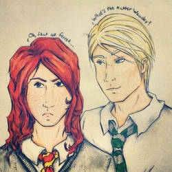 rose and scorpius by gone-cookie