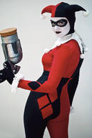 Harley Quinn AX 2011 by eglem