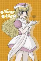 Nurse Angel Ririka SOS by karaage98