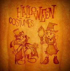 Happy Halloween by RedLittleHouse