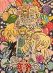 Kilala Princess: Kilala and Rei by GhibliLover92
