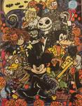 A Disney Pumpkin Halloween  by GhibliLover92
