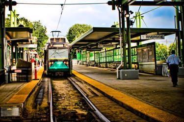 Riverside Station by lovethatnixter