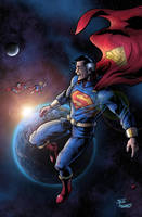 dc2 who's who superman I by StevenHoward