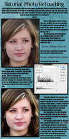 Tutorial: Photo Retouching by Vollee