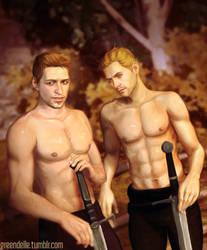 Swords by Greendelle