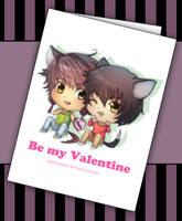 Happy Valentine by lightshelter