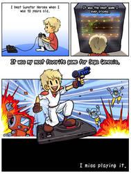 Gunstar Heroes Memories by PersonaSama